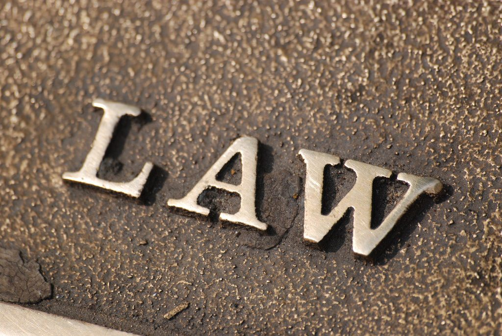 "Law vs. ""Laws"""