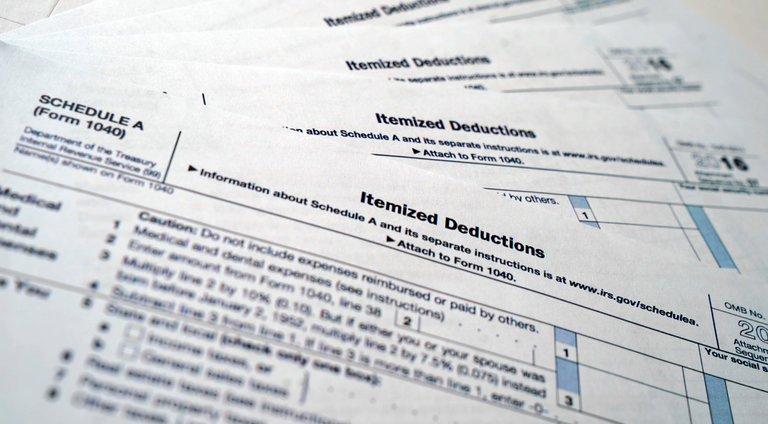 Anatomy Of A Tax Cut Everything Voluntary