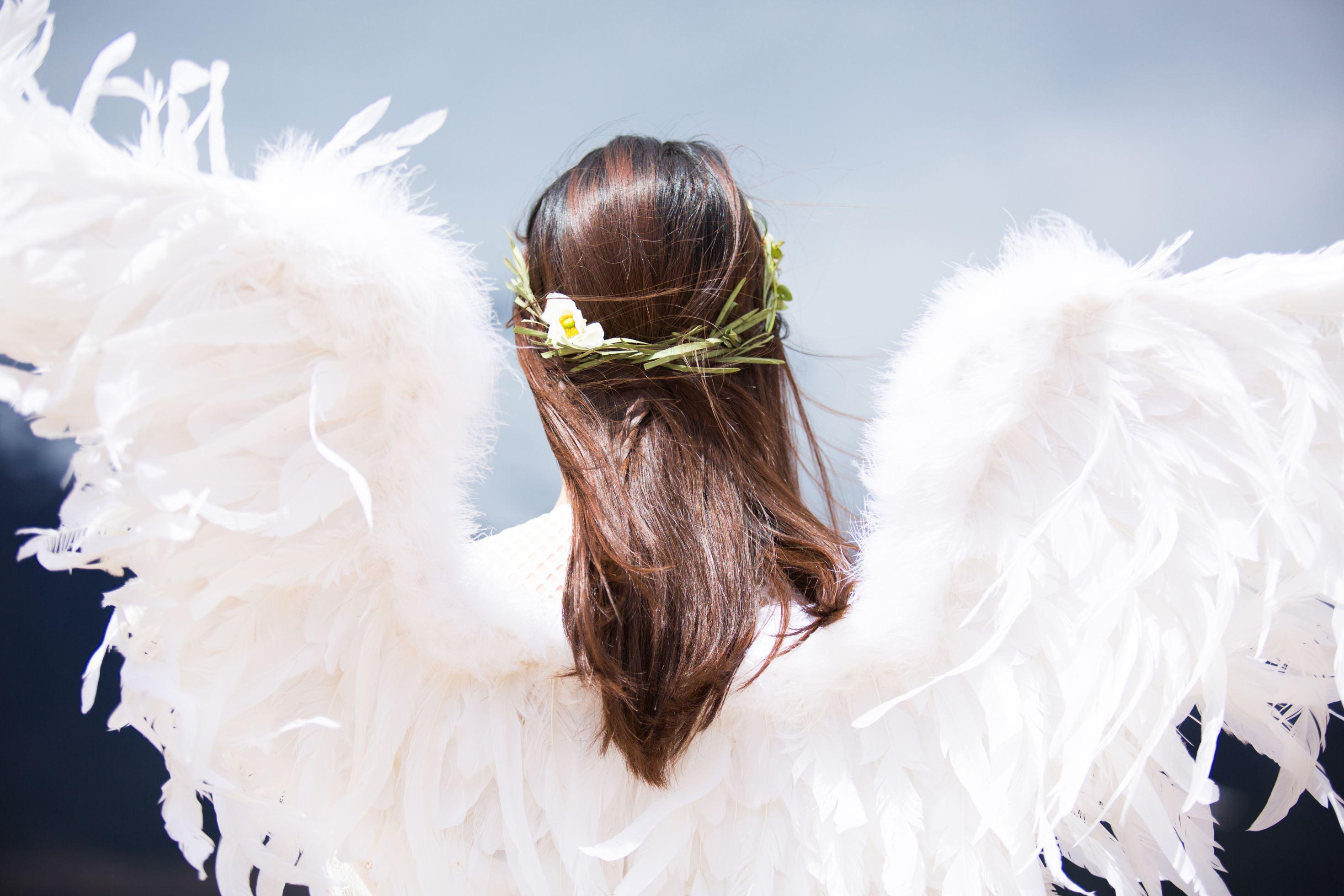 Фото ангел манакель лилипутка